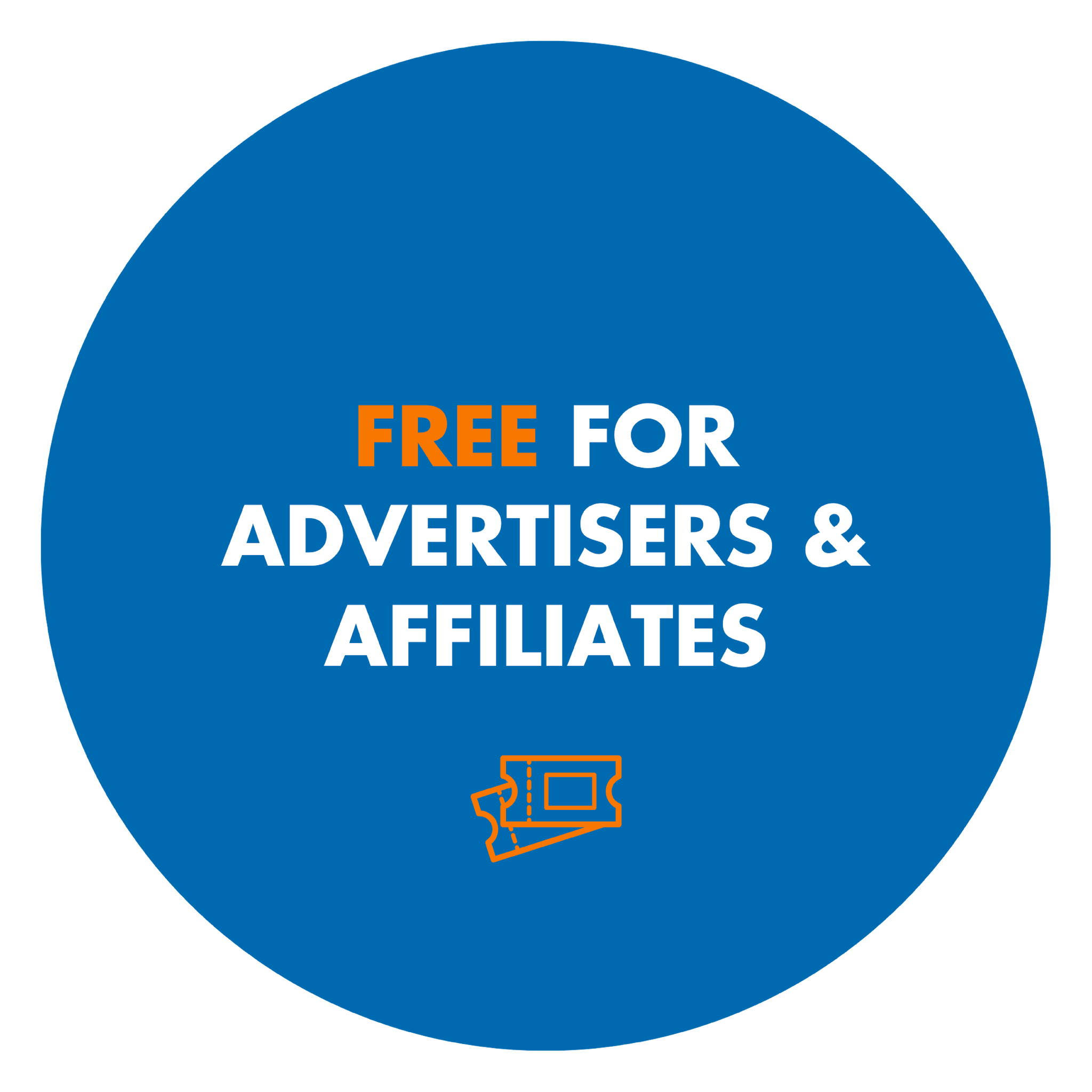 Free for affiliates