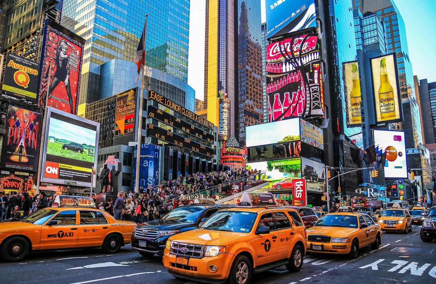 énorme réduction 148cc 164e0 Top 7 reasons to stay at the New York Marriott Marquis for ...
